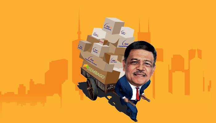 Darwis, Eks Tukang Minyak yang Sukses Membangun Kerajaan Bisnis Darta Corp