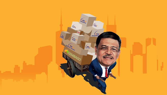 Darwis, Eks Tukang Minyak Sukses Jadi CEO Darta Corp