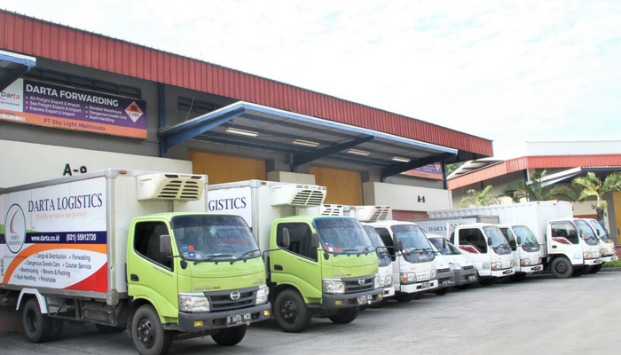 Darta Logistics, Jasa Logistics dan Forwarding